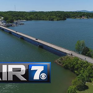 Inspire 2  In Local TV News WDBJ7