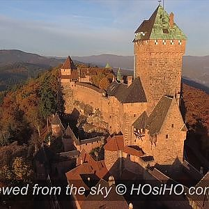 Aerial Stock Footage of France Show reel 2017   HOsiHO com - YouTube