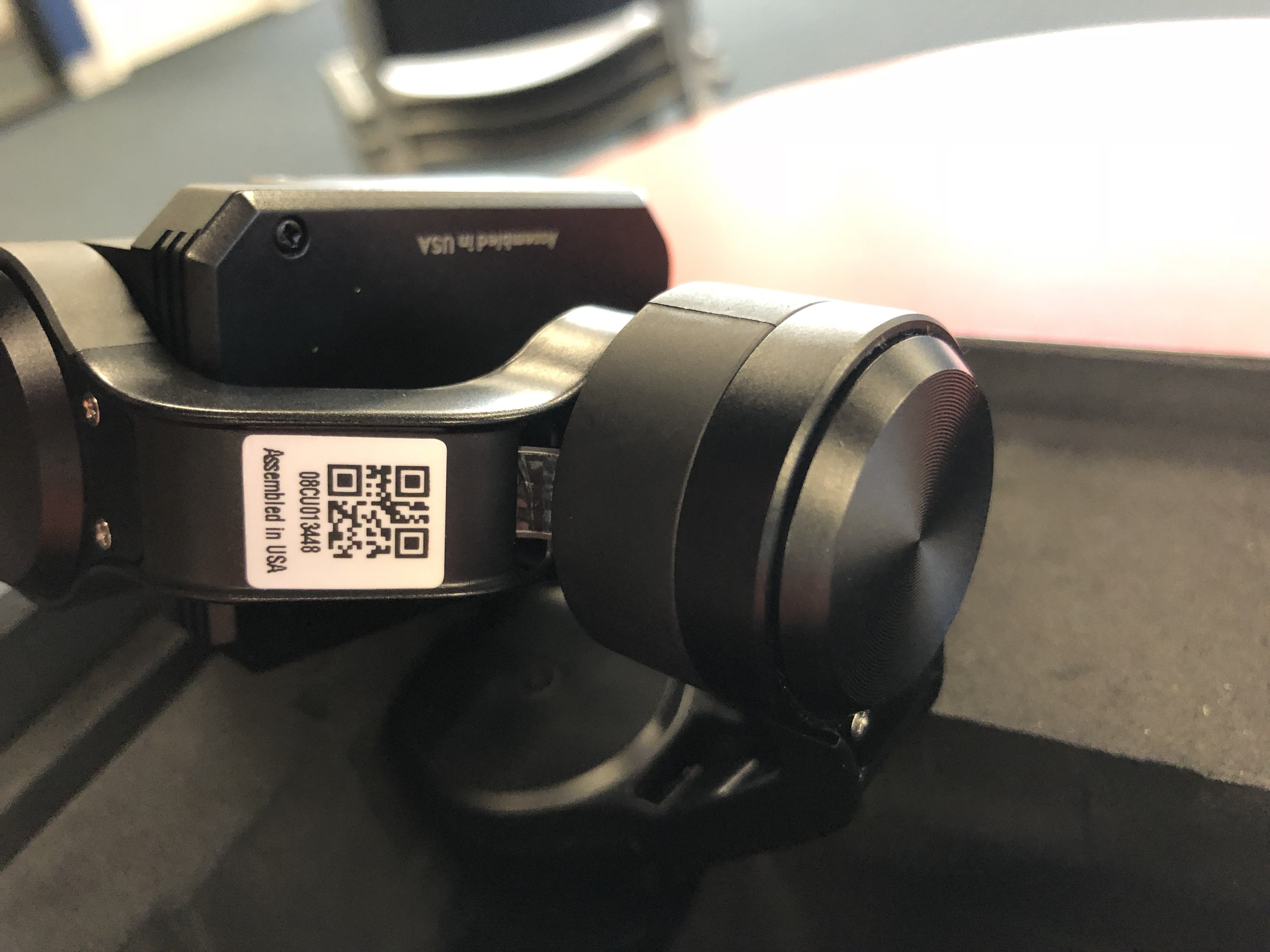DJI Zenmuse XTR: 640 x 512, 30Hz, 13mm lens with Adv Radiometry